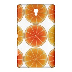 Orange Discs Orange Slices Fruit Samsung Galaxy Tab S (8 4 ) Hardshell Case