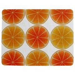 Orange Discs Orange Slices Fruit Jigsaw Puzzle Photo Stand (rectangular)