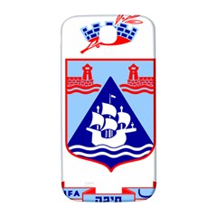 Haifa Coat Of Arms  Samsung Galaxy S4 I9500/i9505  Hardshell Back Case