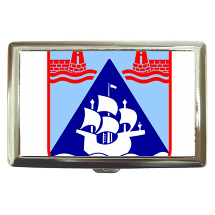 Haifa Coat of Arms  Cigarette Money Cases