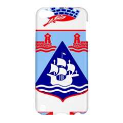 Haifa Coat Of Arms  Apple Ipod Touch 5 Hardshell Case by abbeyz71