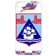 Haifa Coat Of Arms  Apple Iphone 5 Classic Hardshell Case by abbeyz71