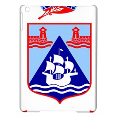 Haifa Coat Of Arms  Ipad Air Hardshell Cases by abbeyz71