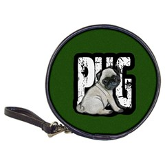 Pug Classic 20 Cd Wallets by Valentinaart