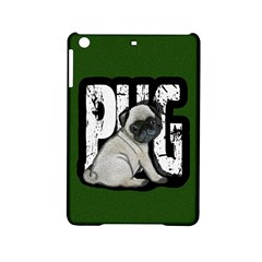 Pug Ipad Mini 2 Hardshell Cases by Valentinaart