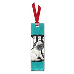 Pug Small Book Marks by Valentinaart