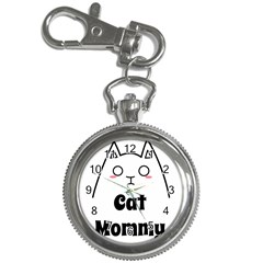 Love My Cat Mommy Key Chain Watches by Catifornia