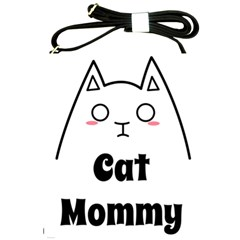 Love My Cat Mommy Shoulder Sling Bags by Catifornia