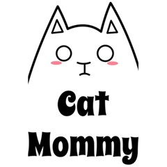 Love My Cat Mommy 5 5  X 8 5  Notebooks by Catifornia
