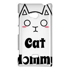 Love My Cat Mommy Nokia Lumia 720 by Catifornia