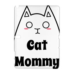 Love My Cat Mommy Galaxy Note 1 by Catifornia