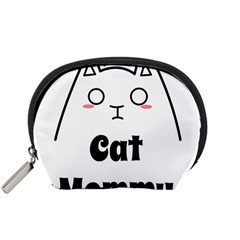 Love My Cat Mommy Accessory Pouches (small)  by Catifornia