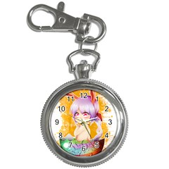 Easter Bunny Girl Key Chain Watches by Catifornia