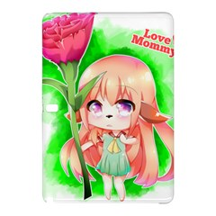 Happy Mother s Day Furry Girl Samsung Galaxy Tab Pro 12 2 Hardshell Case by Catifornia
