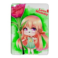Happy Mother s Day Furry Girl Ipad Air 2 Hardshell Cases by Catifornia