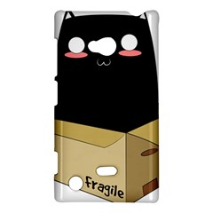 Black Cat In A Box Nokia Lumia 720 by Catifornia