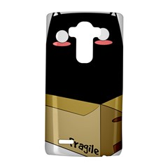 Black Cat In A Box Lg G4 Hardshell Case by Catifornia
