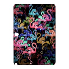 Flamingo Pattern Samsung Galaxy Tab Pro 12 2 Hardshell Case by Valentinaart