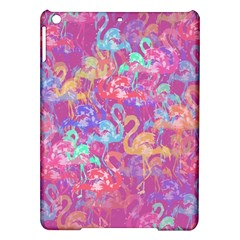 Flamingo Pattern Ipad Air Hardshell Cases by Valentinaart