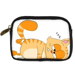 Even Cat Hates Monday Digital Camera Cases by Catifornia