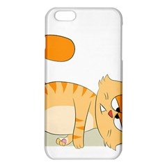 Even Cat Hates Monday Iphone 6 Plus/6s Plus Tpu Case by Catifornia