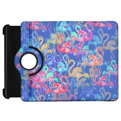 Flamingo Pattern Kindle Fire Hd 7  by Valentinaart