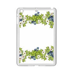 Birthday Card Flowers Daisies Ivy Ipad Mini 2 Enamel Coated Cases by Nexatart