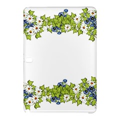 Birthday Card Flowers Daisies Ivy Samsung Galaxy Tab Pro 10 1 Hardshell Case
