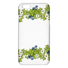 Birthday Card Flowers Daisies Ivy Iphone 6 Plus/6s Plus Tpu Case