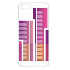 Building Apple Iphone 5 Seamless Case (white) by Mariart