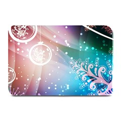 Christmas Plate Mats by Mariart