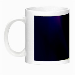 Flow Blue Pink High Definition Night Luminous Mugs by Mariart