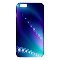 Flow Blue Pink High Definition Iphone 6 Plus/6s Plus Tpu Case by Mariart