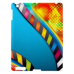Color Dream Polka Apple Ipad 3/4 Hardshell Case by Mariart