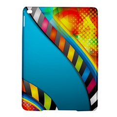 Color Dream Polka Ipad Air 2 Hardshell Cases by Mariart