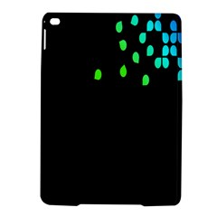 Green Black Widescreen Ipad Air 2 Hardshell Cases by Mariart