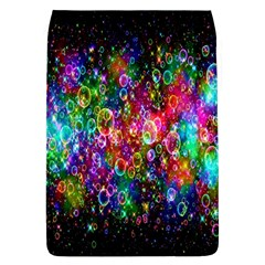 Colorful Bubble Shining Soap Rainbow Flap Covers (l)  by Mariart