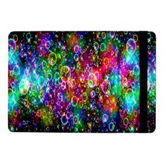 Colorful Bubble Shining Soap Rainbow Samsung Galaxy Tab Pro 10 1  Flip Case by Mariart