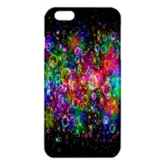 Colorful Bubble Shining Soap Rainbow Iphone 6 Plus/6s Plus Tpu Case by Mariart
