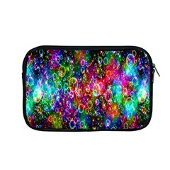 Colorful Bubble Shining Soap Rainbow Apple Macbook Pro 13  Zipper Case