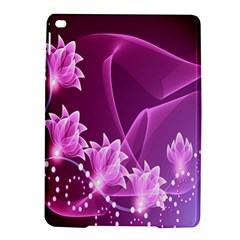Lotus Sunflower Sakura Flower Floral Pink Purple Polka Leaf Polkadot Waves Wave Chevron Ipad Air 2 Hardshell Cases by Mariart