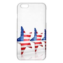 Multiple Us Flag Stars Line Slide Iphone 6 Plus/6s Plus Tpu Case by Mariart