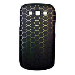 Hexagons Honeycomb Samsung Galaxy S Iii Classic Hardshell Case (pc+silicone) by Mariart