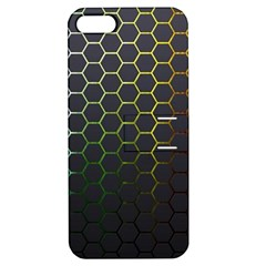 Hexagons Honeycomb Apple Iphone 5 Hardshell Case With Stand by Mariart