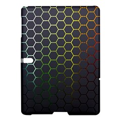 Hexagons Honeycomb Samsung Galaxy Tab S (10 5 ) Hardshell Case  by Mariart