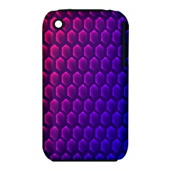 Hexagon Widescreen Purple Pink Iphone 3s/3gs by Mariart