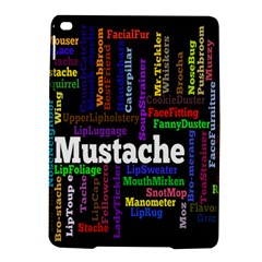 Mustache Ipad Air 2 Hardshell Cases by Mariart