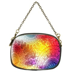 Multi Colour Alpha Chain Purses (one Side)  by Mariart