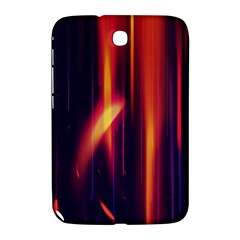 Perfection Graphic Colorful Lines Samsung Galaxy Note 8 0 N5100 Hardshell Case  by Mariart