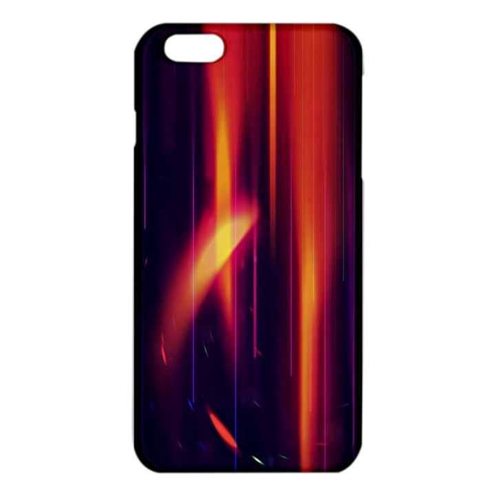 Perfection Graphic Colorful Lines iPhone 6 Plus/6S Plus TPU Case